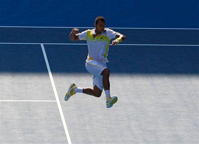 tsonga en quarts de finale de l'open d'australie