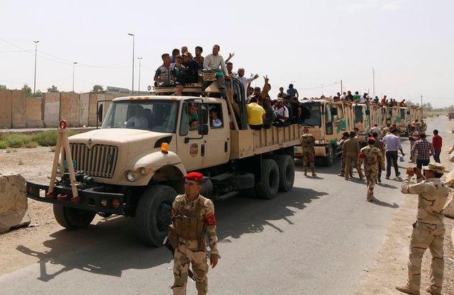 les chiites en irak appelés à prendre les armes face aux rebelles sunnites