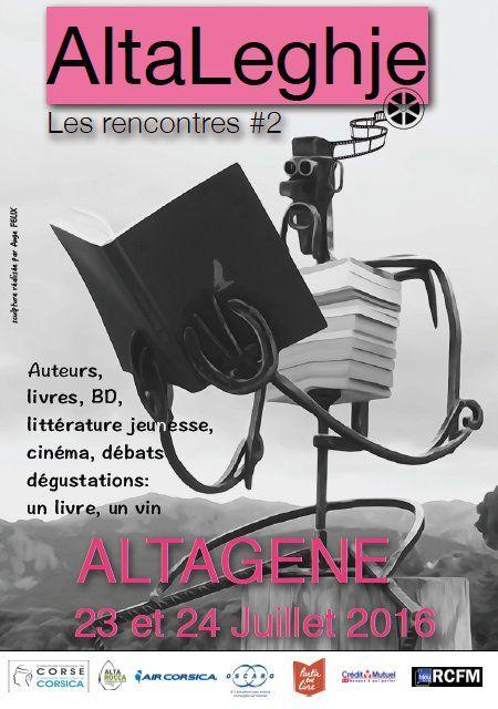 AltaLeghje - 23 et 24 juillet 2016