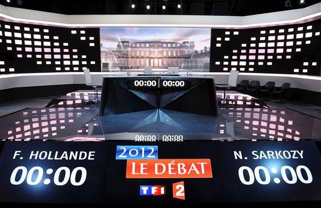 le débat n'est pas un match de boxe, dit hollande