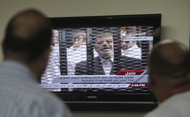 nouvelles charges contre l'ex-président égyptien mohamed morsi