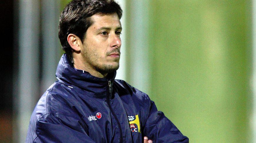 Fabien Mercadal, le nouvel entraîneur du Tours FC