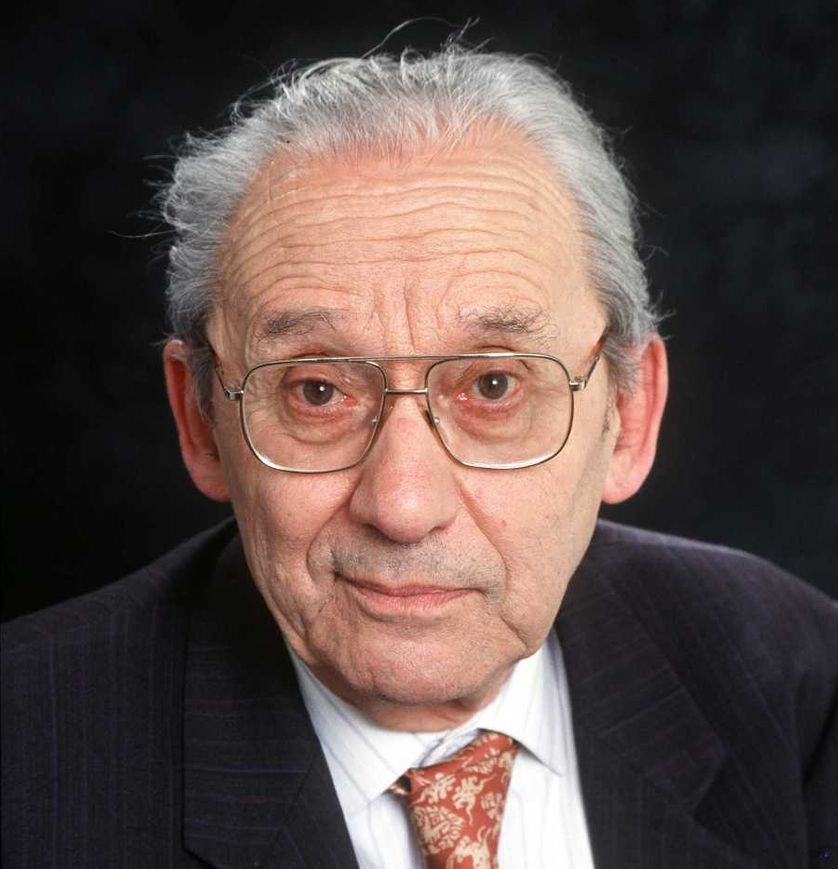 Paul Ricoeur, 1998.