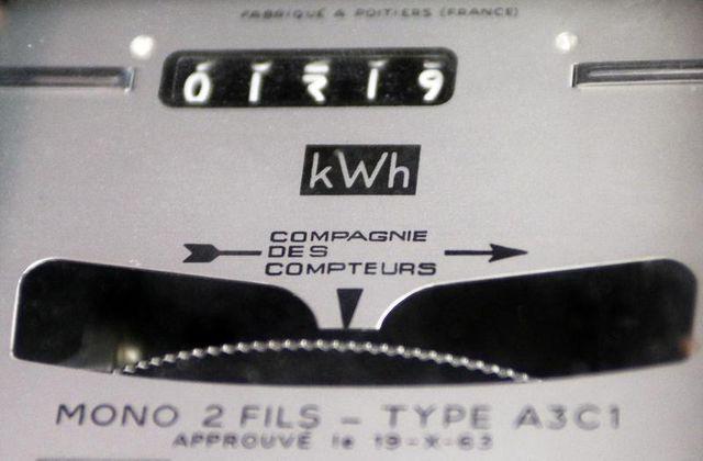 l'énergie a coûté en moyenne 3.200 euros par ménage en 2012