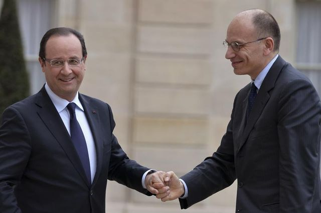 un sommet franco-italien à rome dominé par l'agenda européen