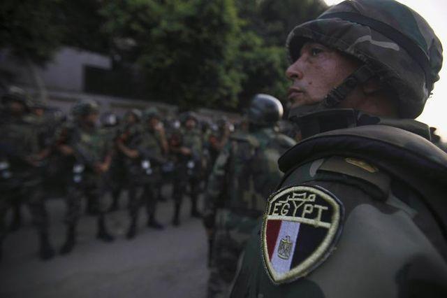 mohamed morsi renversé par l'armée égyptienne