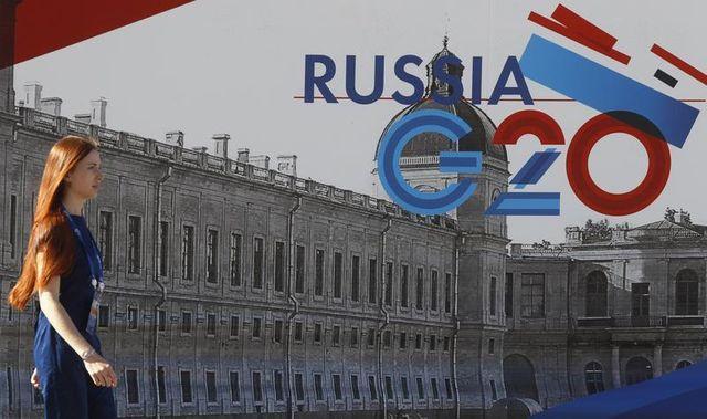 les questions économiques éclipsées par le dossier syrien au g20