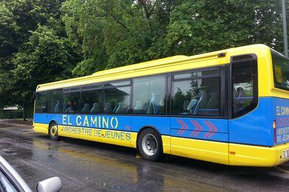 Bus El Camino