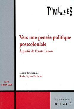 Vers une pensée politique postcoloniale