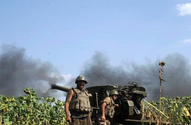 un mig-29 ukrainien abattu par les séparatistes près de louhansk