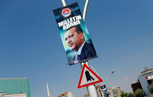 recep tayyip erdogan élu à la présidence de la turquie dès le premier tour