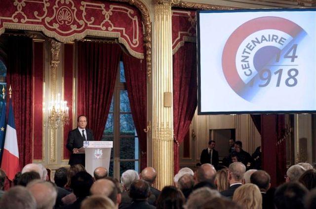 françois hollande annonce la reconnaissance des fusillés de la grande guerre