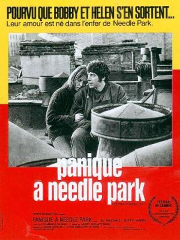 """""""Panique à Needle Park"""" de Jerry Schatzberg"""
