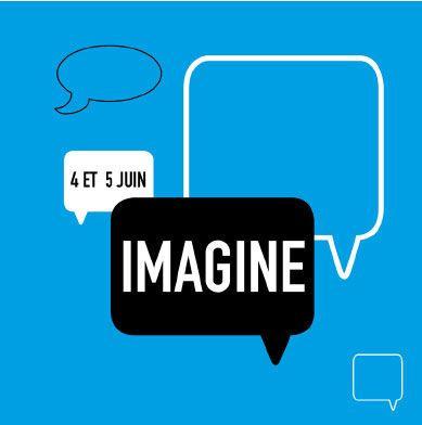 """Visuel """"Imagine"""" Ch. Beneyton, direction de la communication et des partenariats"""