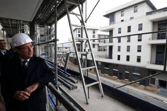 """un """"pacte"""" pour relancer la construction de logements"""