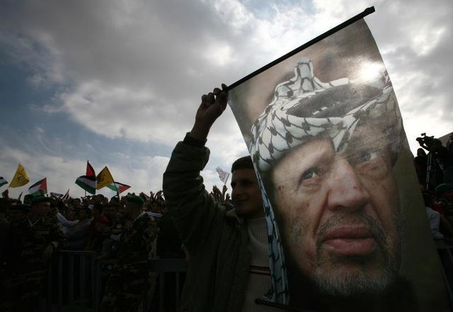 yasser arafat est bien mort empoisonné, dit sa veuve