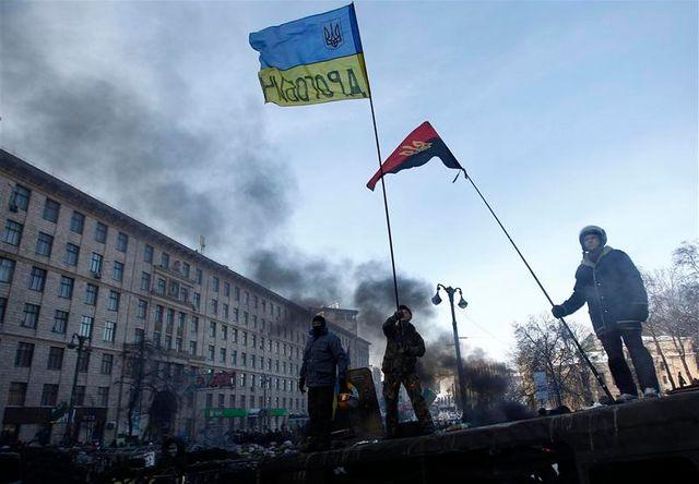 rejet du compromis de la présidence en ukraine