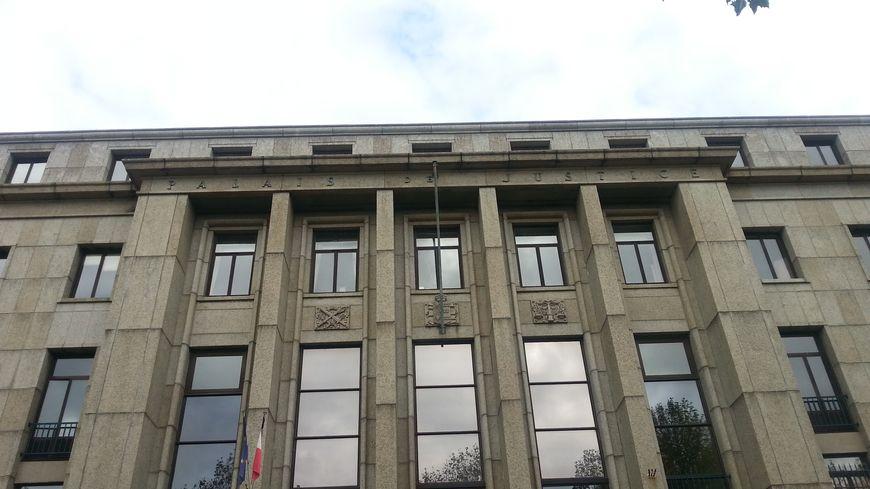Palais de justice de Brest