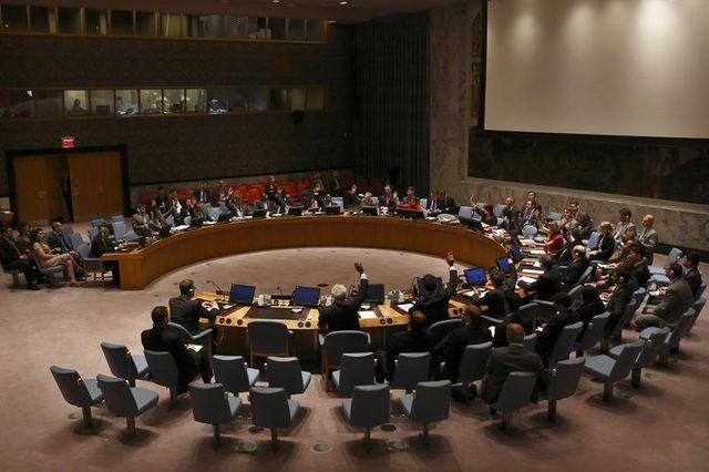 paris présente une résolution à l'onu sur les armes chimiques syriennes
