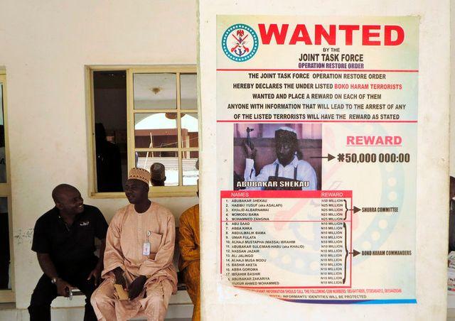 """le nigeria annonce une """"guerre totale"""" contre boko haram"""