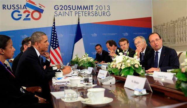barack obama plaide auprès du g20 en faveur d'une action en syrie