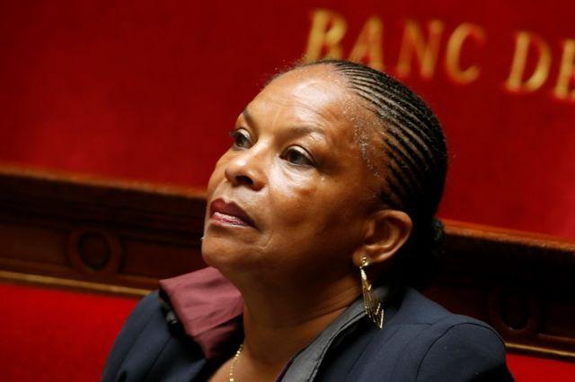 jean-francois copé demande la démission de christiane taubira