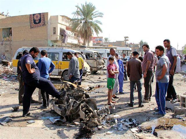 une cinquantaine de morts en irak dans des attentats