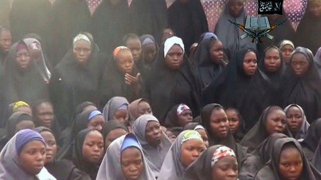 boko haram veut échanger les lycéennes contre des prisonniers