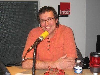 Benoit Omont et son tandem rouge et noir