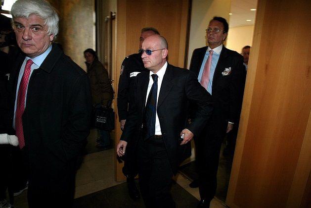 Lucien D'Onofrio au procès des comptes de l'OM en 2006