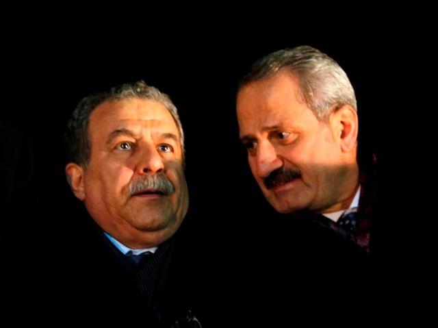 démission de deux ministres turcs sur fond de scandale