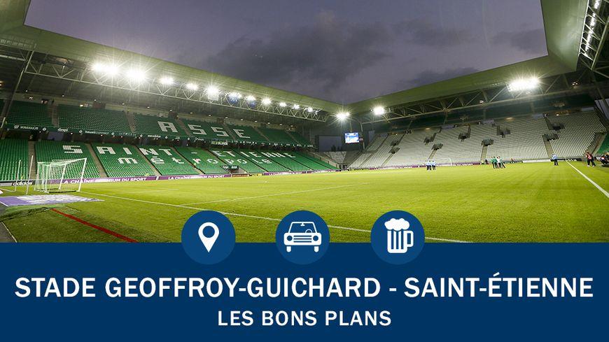 Les bons plans près du stade de Saint-Etienne