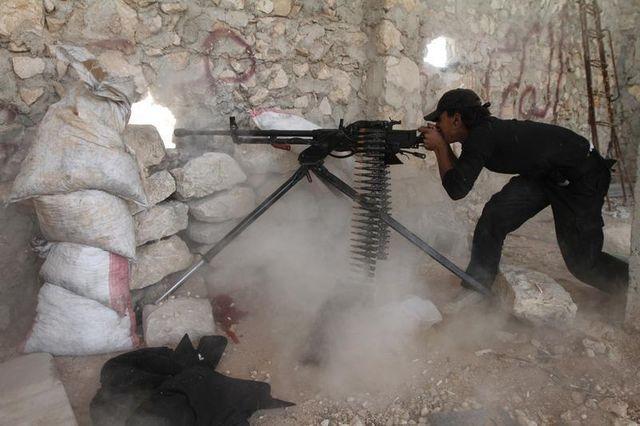 le conflit syrien a fait au moins 93.000 morts, selon les nations unies