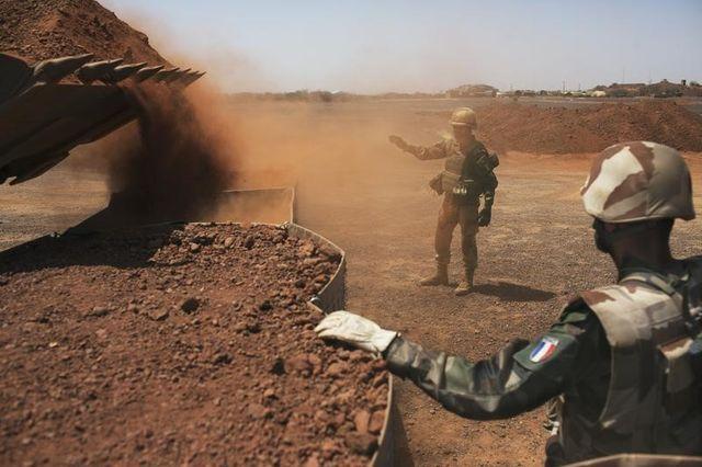 mort d'un soldat français au mali