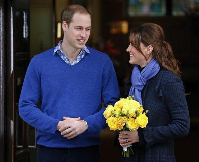 le bébé du prince william et de kate middleton est attendu pour juillet