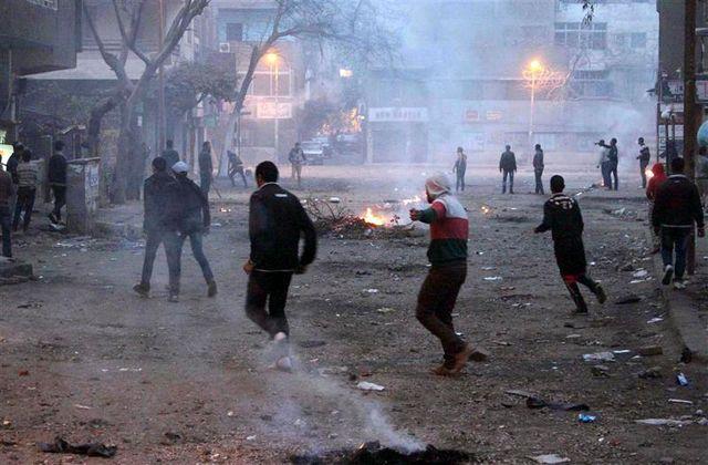 amnesty dénonce un niveau de violence sans précédent en égypte