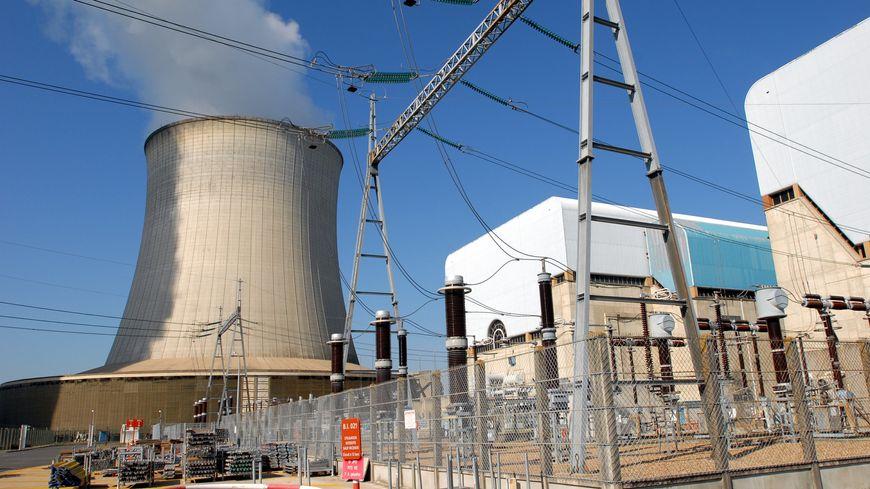 Les réacteurs actuellement en fonction de la centrale de Saint Laurent des Eaux