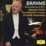 Visuel CD Brahms Pollini