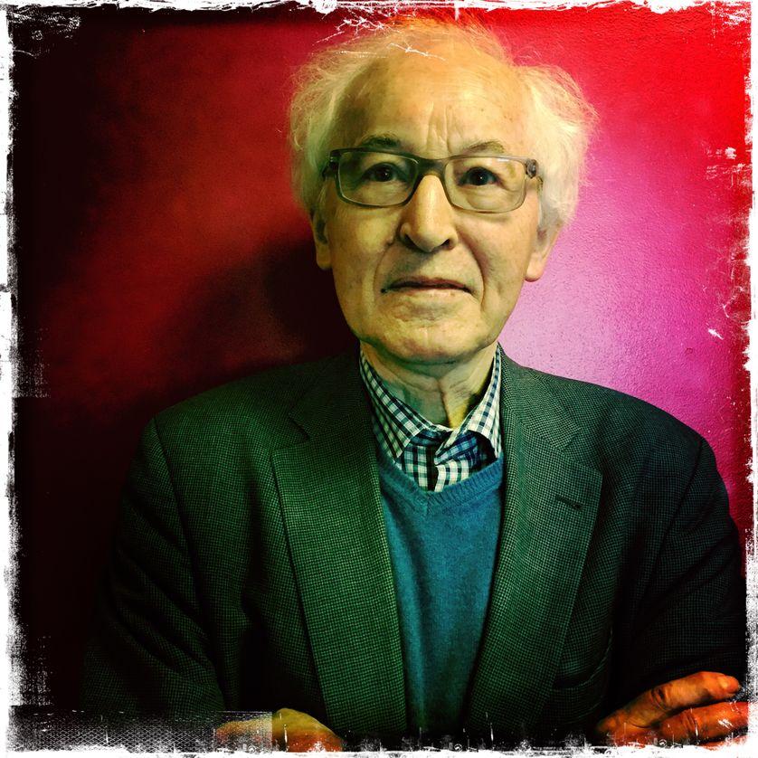 Jacques Bouveresse, philosophe, professeur au Collège de France