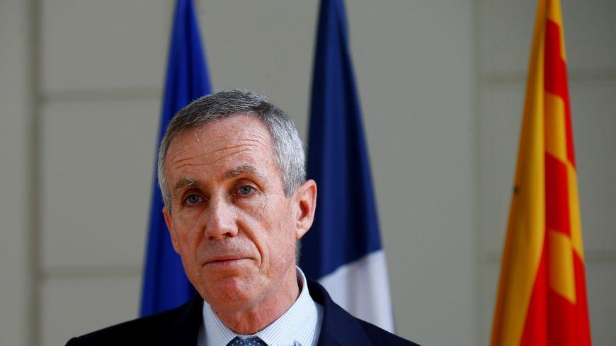 François Molin, procureur de la République de Paris.