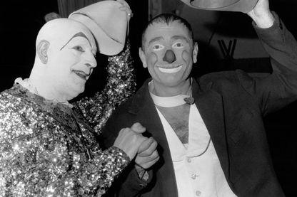 Achille Zavatta en 1961