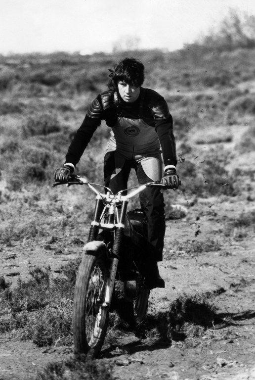 Christian Esttrosi, pilote de moto de haut niveau, est devenu ministre en 2005