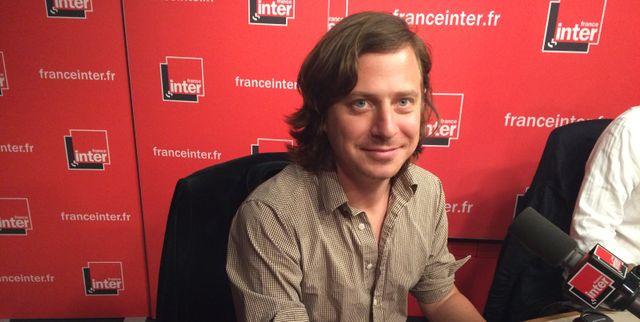 Gonzague Dupleix, chroniqueur d'Histoire(s) d'un soir