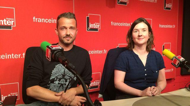 Jean-Moundir et Clara Beaudoux