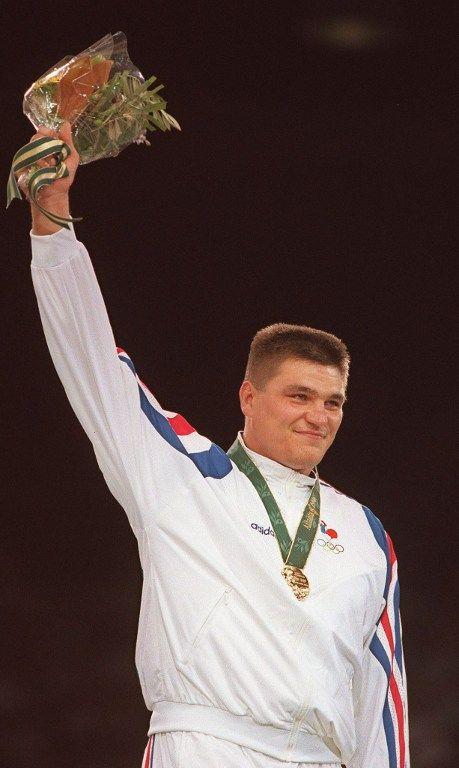 Quadruple champion du monde de judo, David Douillet est devenu ministre en 2011