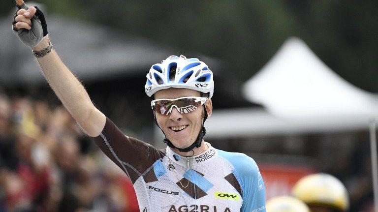 Romain Bardet a signé la première victoire française du Tour de France 2016