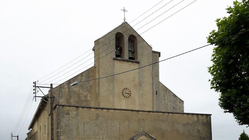 L'église St Martin de Biarritz