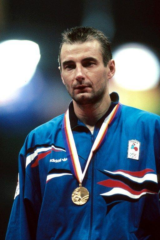 Deux fois champions olympique d'escrime, Jean-François Lamour a été nommé ministre en 2002