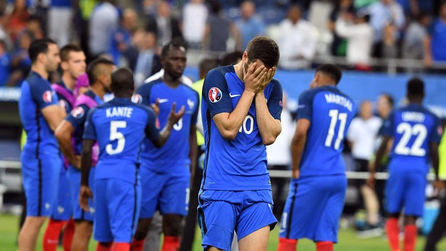 Les Bleus se sont inclinés dimanche soir face au Portugal, 1-0