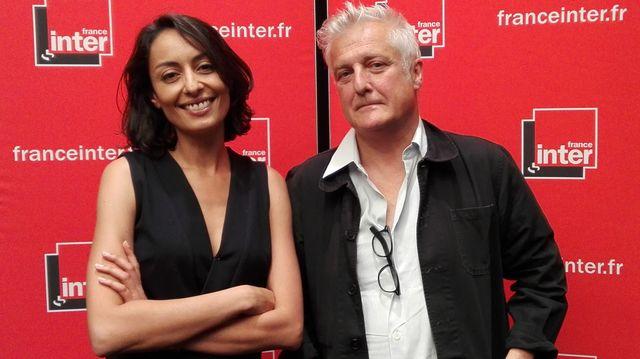 Leïla et Olivier Cadiot